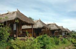 Ogrodowa wioski Buda Obrazy Stock
