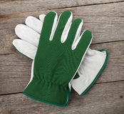 Ogrodowe rękawiczki Zdjęcia Stock