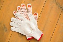 Ogrodowe rękawiczki Obraz Stock