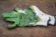 Ogrodowe rękawiczki Obrazy Royalty Free