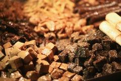 Ogrodowego noc rynku Lou drewniany gabinetowy mei Fotografia Stock