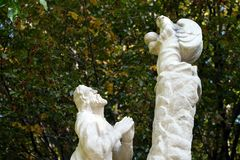 ogrodowy agoni gethsemane Obrazy Stock