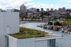 ogrodowy dach obraz stock