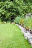 ogrodowy dom Zdjęcie Royalty Free