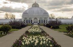 Ogrodowy dom Obrazy Stock