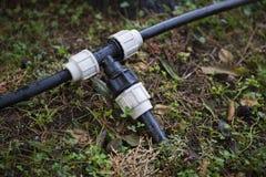 Ogrodowy hydrauliczny związek Zdjęcia Royalty Free