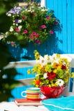 ogrodowy idylliczny zdjęcie royalty free