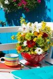 ogrodowy idylliczny zdjęcia stock