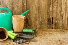 Ogrodowy inwentarz Dla Pracować W ogródzie obrazy royalty free