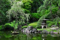 ogrodowy japończyk obraz stock