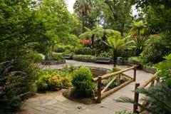 ogrodowy krajobraz Obraz Royalty Free