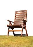Ogrodowy krzesło Zdjęcie Stock