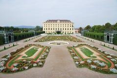 ogrodowy nbrunn pałac sch fotografia royalty free