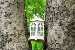 Ogrodowy oświetlenie Fotografia Stock