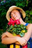 ogrodowy ogrodnictwo Obraz Royalty Free