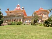 ogrodowy pałac Portugal lato Zdjęcie Royalty Free
