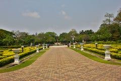 Ogrodowy parkland obrazy royalty free