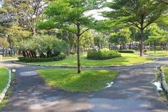 Ogrodowy parkland Obraz Royalty Free