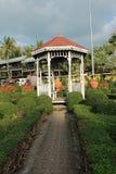 ogrodowy pawilon Fotografia Stock