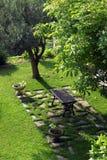 ogrodowy pokojowy zdjęcie stock