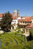 ogrodowy Prague vrtba vrtbovska zahrada obraz royalty free