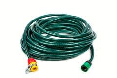 ogrodowy wąż elastyczny Zdjęcia Stock