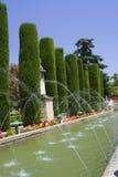 ogrody pałacu Zdjęcia Stock
