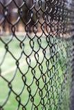 ogrodzenia łańcuszkowy połączenie Zdjęcia Stock