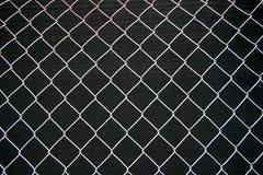 ogrodzenie łańcuszkowy link Fotografia Stock