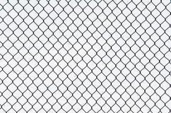ogrodzenie łańcuszkowy link Zdjęcie Stock