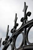 ogrodzenie dekoracyjny Fotografia Stock