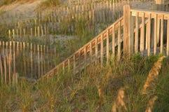 ogrodzenie jest rajd schody Obrazy Royalty Free