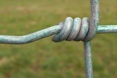 ogrodzenie przewód szczególne obraz royalty free