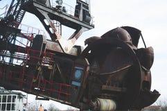 Ogromna coalmining maszyna Zdjęcie Royalty Free