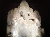 Ogromny Ganesha zdjęcie royalty free
