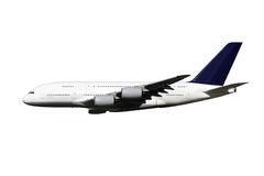 Ogromny samolot Obraz Stock