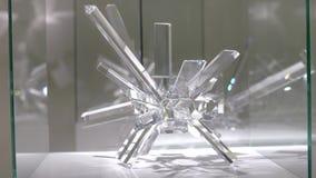 Ogromny Sztuczny kryształ zbiory