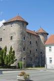 Ogulin城堡 库存照片