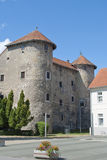 Ogulin castle Stock Photos
