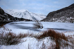 Ogwen lake Stock Image