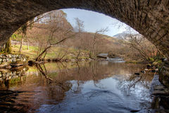 The Ogwen River Royalty Free Stock Images