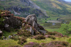 Ogwen Valley Stock Photography