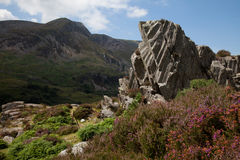 Ogwen Valley royalty free stock photos