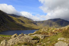 Ogwen Valley Stock Image