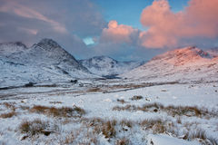 Ogwen valley Royalty Free Stock Image
