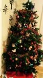 Oh árvore de Natal! Foto de Stock Royalty Free
