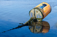 Oh Buoy Royalty Free Stock Photos