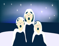 Oh Holy Night Night Stock Photo