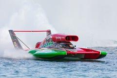 Oh! Hydroplane di Oberto Immagini Stock
