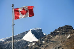 Oh le Canada Images libres de droits